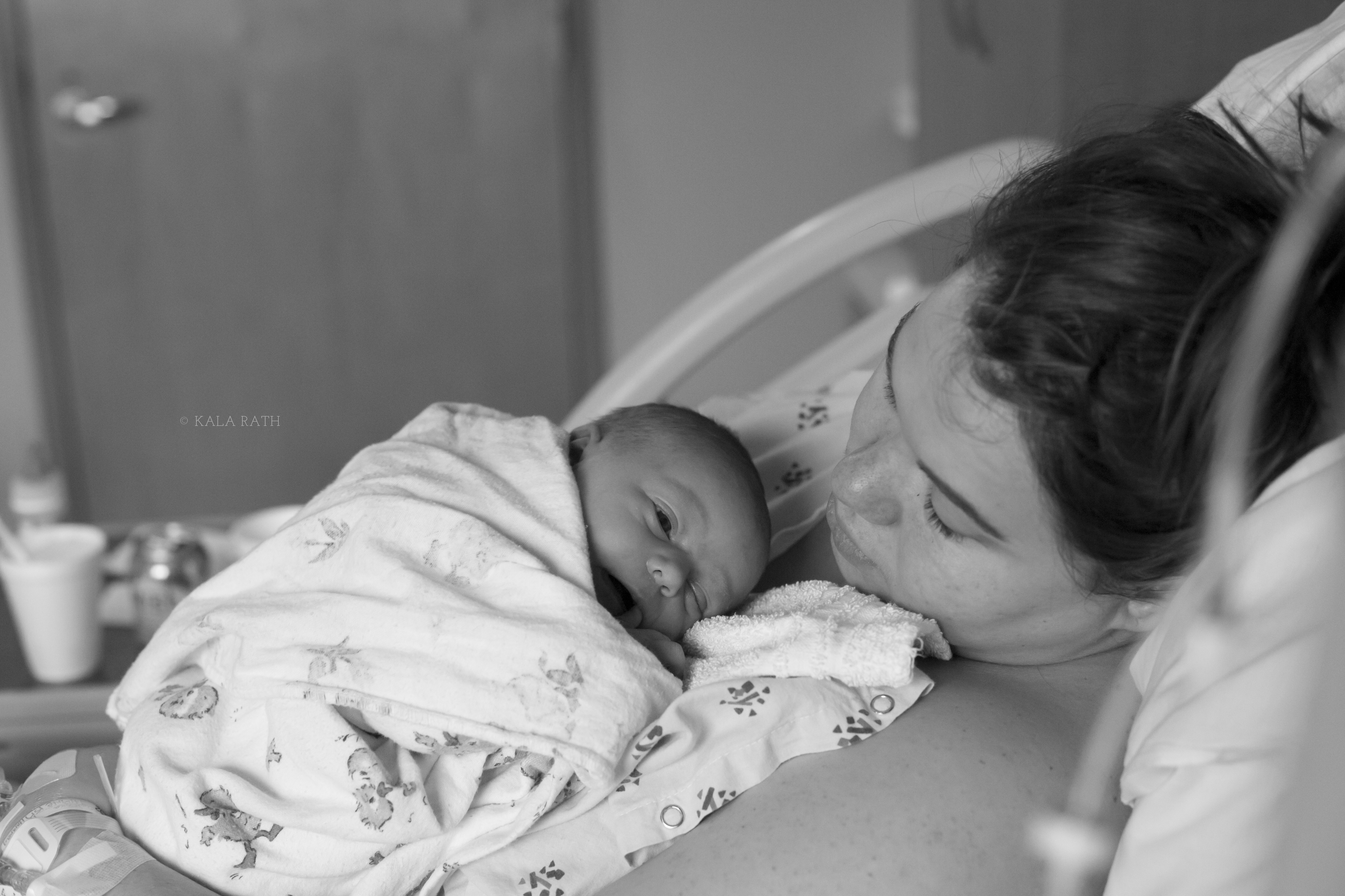 Fort Smith, Arkansas Newborn Photographer - Kala Rath Photography